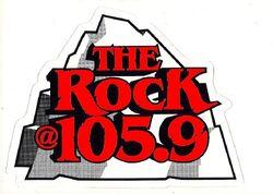 The Rock at 105.9 WNRQ
