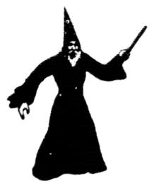Tsr logo wizard