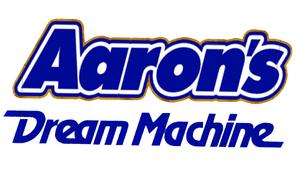 Aaron's dream machine logo