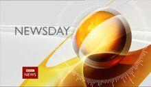 BBC Newsday titles 2013