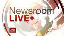 BBC Newsroom Live titles 2018