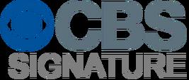 CBS Signature Logo