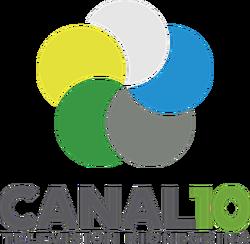 Canal 10 General Roca (Logo 2016 - 2)