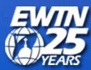 EWTN 25 years print logo (white)