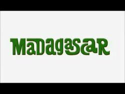 Madagascar early logo