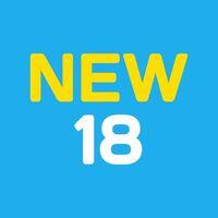 New 18 - 2019 logo