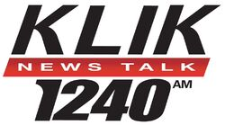 News Talk 1240 AM KLIK