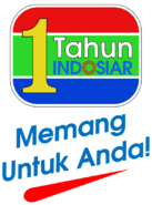 Slogan 1 Tahun Indosiar