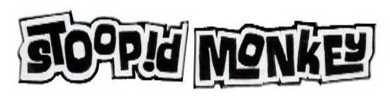 Image - Stoopid Monkey 2005.jpg | Logopedia | FANDOM ...