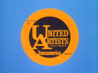 United Artists Television Released Thru 1967