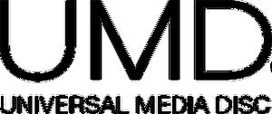 Universal Media Disc logo