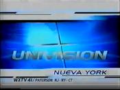 WXTVUnivision41Ident2001