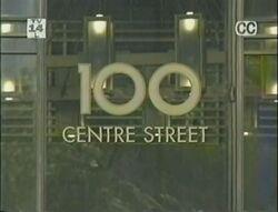 100 Center Street