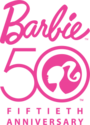200px-Barbie 50 Anniversary LOGO