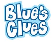 Blues clues logo without nick jr logo