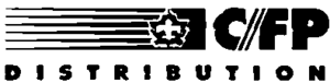 CFP Distribution 1989 Print logo