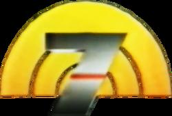 Canal 7 Bahía Blanca (Logo 1989)
