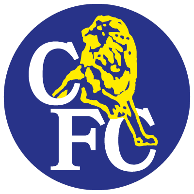 Chelsea fc logopedia fandom powered by wikia 19971999 chelsea fc logo voltagebd Gallery