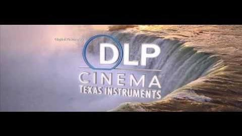 DLP Cinema Intro Logo (2001)