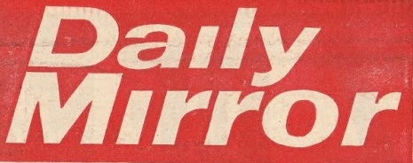 Daily Mirror 1972-1977