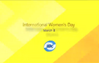IBC 13 International Women's Day (2013)