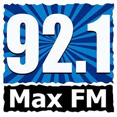KVMX 92.1 Max FM