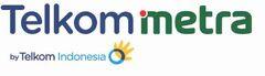 Logo Telkom Metra
