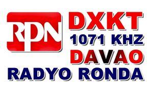 RPN Radyo Ronda DXKT 1071 Davao