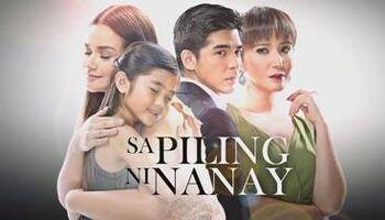 Sa Piling ni Nanay titlecard