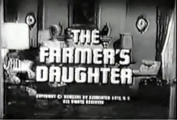 The Farmer's Daughter 1963