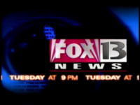 Tuesday at 9:00 on Fox 13