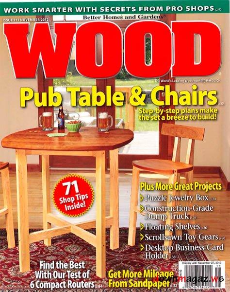 Wood magazine logopedia fandom powered by wikia utyg greentooth Gallery