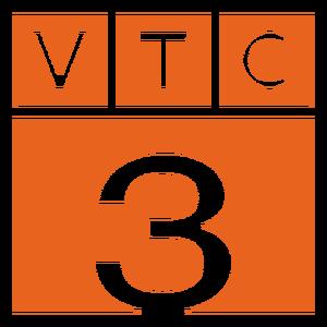 VTC3 2018 logo