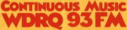 WDRQ Detroit 1984a
