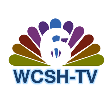 Wcsh-tv 6 logo 1984