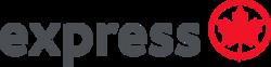 Air Canada Express' new logo, 2017