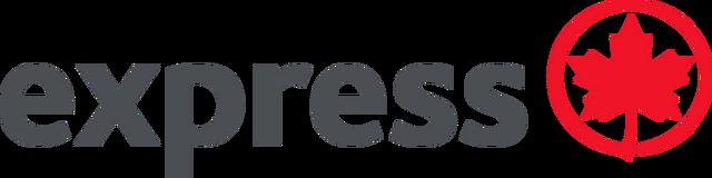 Resultado de imagen para air canada expres logo