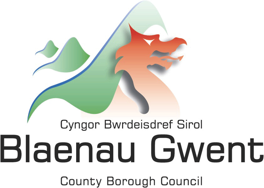 Image result for blaenau gwent council logo