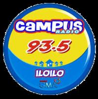 Campus Radio 93.5 Iloilo Logo 2011