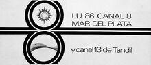 Canal8mdqlu86tvlogo