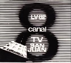 Canal 8 San Juan (Logo 1964)