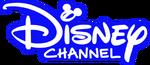 Disney Channel Philippines Blue Logo 2017