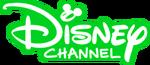 Disney Channel Philippines Green Logo 2017