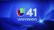Kwex univision 41 ident 2013