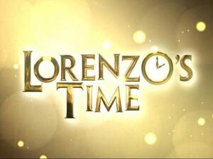 Lorenzo's Time Title Card