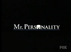 Mr.personality
