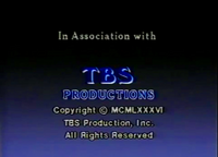 TBS Productions (1986 - Version 2)