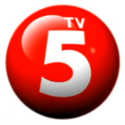 TV5 3D Logo (Christmas 2010)