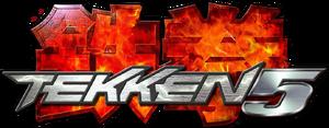 Tekken5logorender