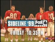 WBRC's FOX 6 Sideline '99 video promo from August 1999